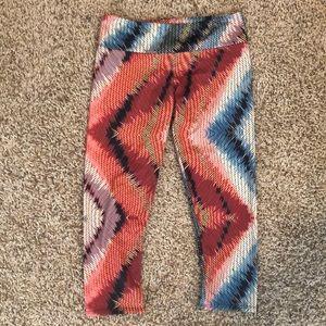 Onzie Charlie Capri workout pants Small